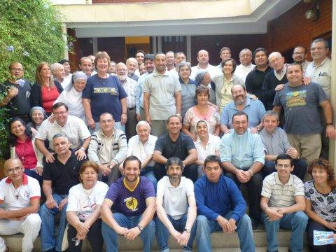 Participación de nuestra Diócesis de Zárate-Campana. Asamblea Nacional de Directores Diocesanos de Obras Misionales Pontificias en Argentina