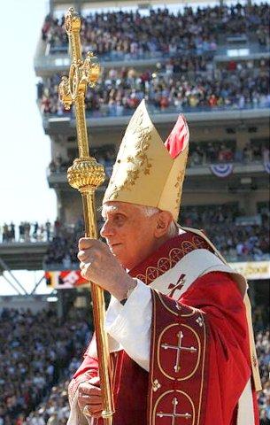 Como diócesis de Zárate-Campana, hacemos nuestro agradecimiento a S.S. Benedicto XVI