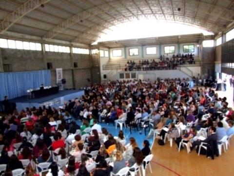 Dióc. Zárate-Campana: Jornadas de formación docente de escuelas católicas en la diócesis