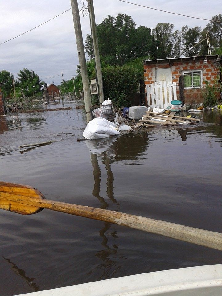 Inundados en Pilar y Luján y cómo ayudar