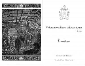 Frases De Navidad Papa Francisco.La Felicitacion De Navidad Del Papa Francisco Diocesis De