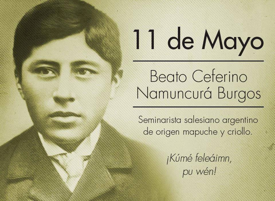 11 de mayo: Aniversario muerte Ceferino