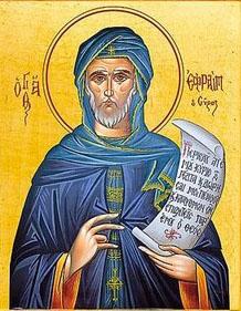 9 de junio: San Efrén , Doctor de la Iglesia