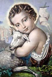 24 de junio: Nacimiento San Juan Bautista