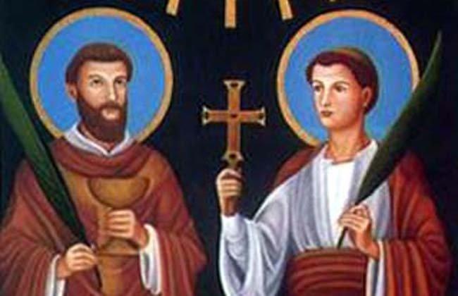 2 de junio: Santos Marcelino y Pedro
