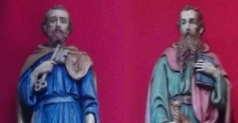 29 de junio: San Pedro y San Pablo