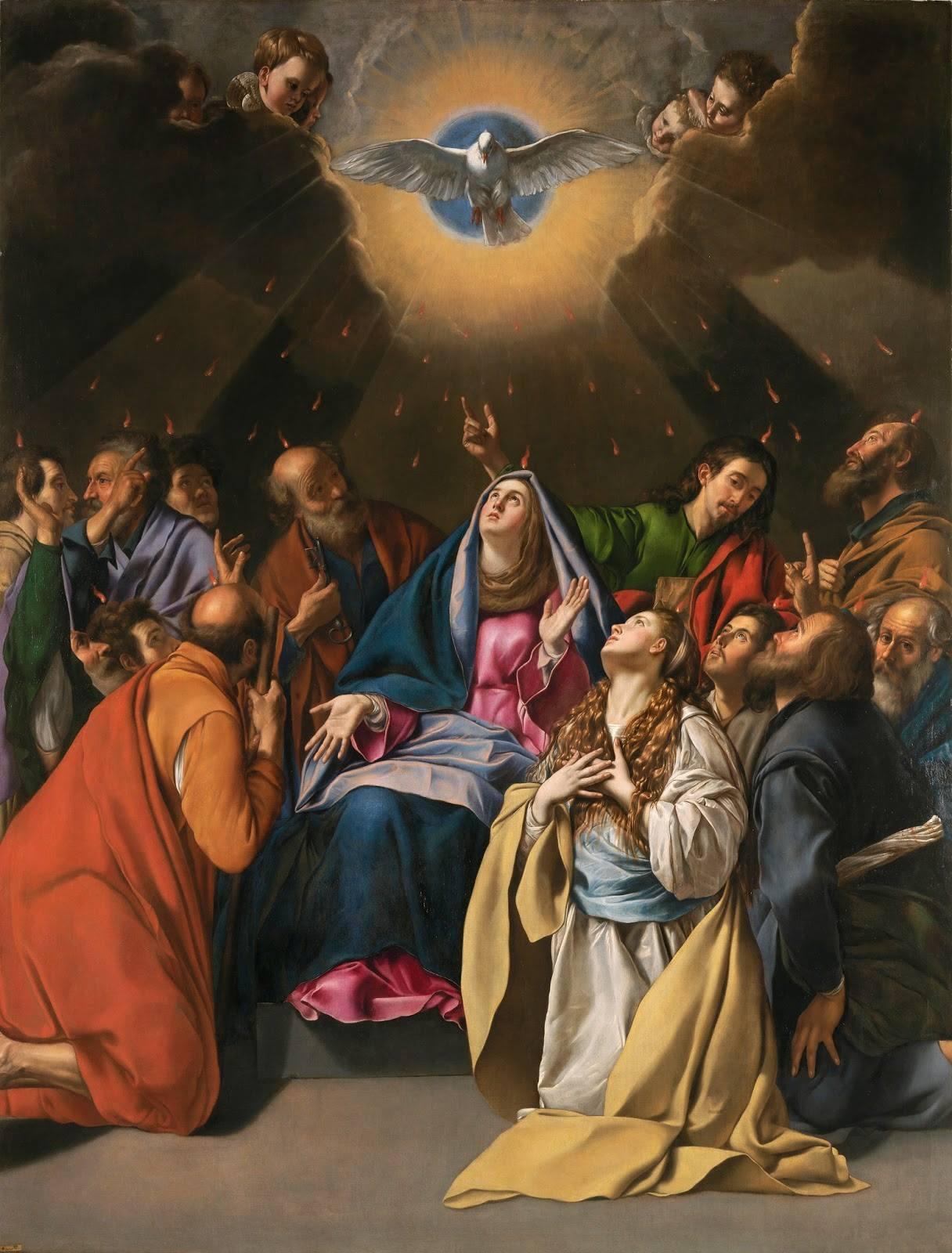 – 22 de julio: Santa Maria Magdalena –