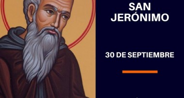 30 de septiembre: San Jerónimo