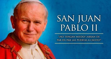 San Juan Pablo II: 22 de octubre