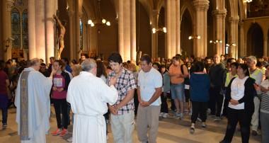 Domingo 6 de noviembre: Homilía de Mons. Pedro en la 38° Peregrinación diocesana a Luján