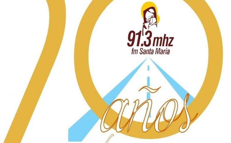 20 años de la Radio Fm Santa Maria 91.3 – 8 de diciembre 2016