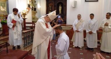 Jose Manuel Del Río: un nuevo diácono permanente para nuestra diócesis