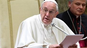 """El Papa a los Empresarios: """"Busquemos soluciones adecuadas a los desafíos globales de injusticia"""""""