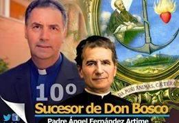 Mensaje del Padre Angel Artime a los jóvenes en la festividad de Don Bosco