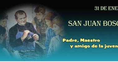 31 enero: San Juan Bosco