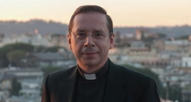 Monseñor Mariano Fazio: vicario general de la prelatura del Opus Dei