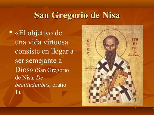 10 de enero: San Gregorio de Nisa