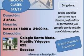 Seminario Catequístico Natividad del Señor en Escobar