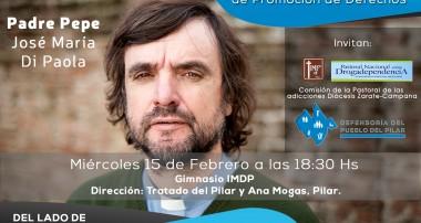 Miércoles 15 de febrero: Cátedra Abierta de Promoción de Derechos