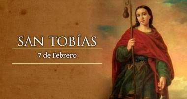7 de febrero: San Tobías