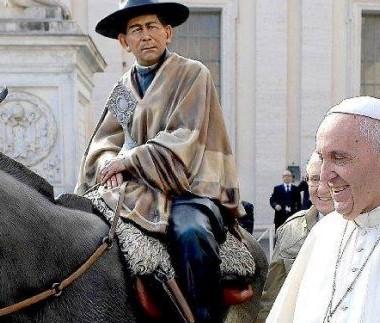 13 de marzo: Cuarto aniversario Elección del Papa Francisco