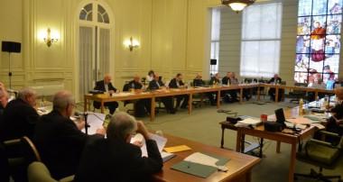 Temario de la 176° Comisión Permanente (14-15 de marzo de 2017)