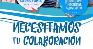 Colecta del Domingo de Ramos 9 de abril: Colaboras con el II Encuentro Nacional de Juventud