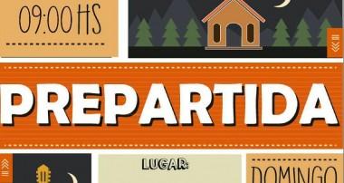 PREPARTIDA: Para los jóvenes mayores de 14 años. Colegio San Vicente de Paul, Escobar