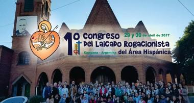 Video Resumen 1° Congreso Congreso del Laicado Rogacionista del Área Hispánica