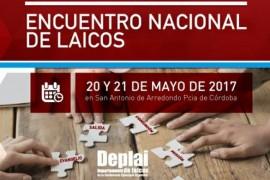 20 y 21 de mayo: Encuentro Nacional de Laicos