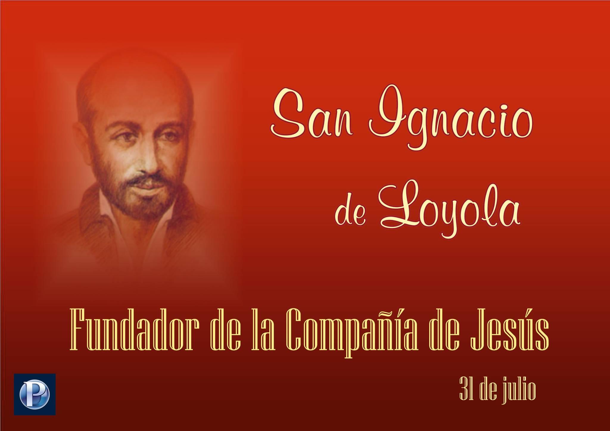 31 de julio: San Ignacio de Loyola