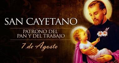 7 de agosto: 25° Aniversario de la Ermita de San Cayetano en Zárate