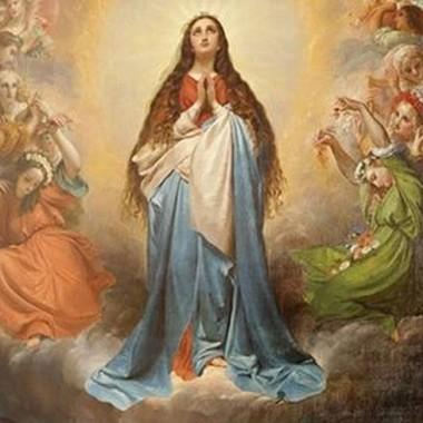 15 de agosto: Fiesta de la Asunción de Maria Santísima