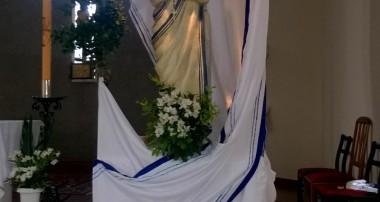 Sábado 9 septiembre: Fiestas Patronales y Confirmaciones. Pquia Santa Teresa de Calcuta en Zárate