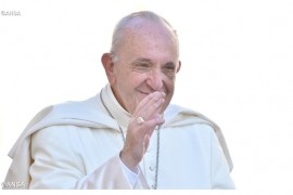 «No te des por vencido, el primer enemigo al cual derrotar no está fuera de ti, sino dentro». El Papa en la Catequesis