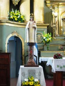 Virgen Pilar para Novena