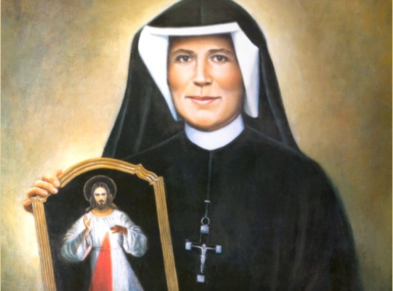 5 de octubre : Santa Faustina