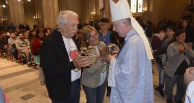 5 de noviembre 2017: Santa Misa en la Basílica de Luján. 39° Peregrinación a pie a Luján