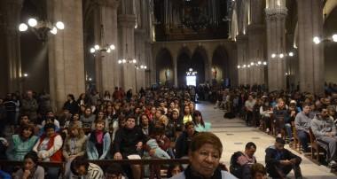 Programa especial gentileza Canal 15 de Campana – 39° Peregrinación a pie a Luján
