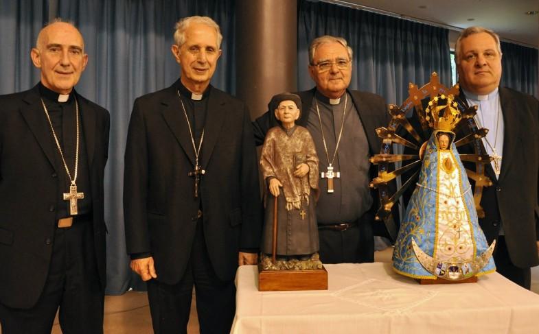 Autoridades de la Conferencia Episcopal Argentina – Período 2017-2020