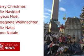 La Navidad de Jesús: el más grande gesto de amor de Dios. Catequesis del Papa