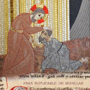 """Papa Francisco: """"contemplar a Jesús como el verdadero médico de los cuerpos y las almas"""""""