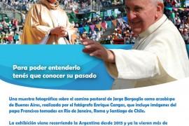 Muestra fotográfica: Papa Francisco 13 de marzo 19 hs en Pilar