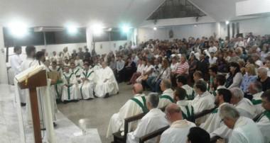 Misa Crismal 28 marzo 2018 – Homilía Mons. Pedro Laxague
