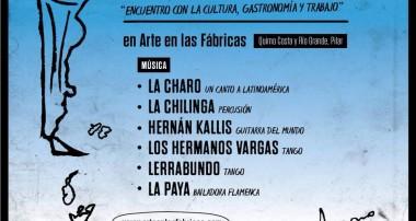 1 de mayo: Día del trabajador www.arteenlasfabricas.com