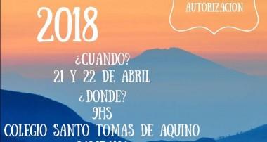 Prepartida 2018: Encuentro abierto para jóvenes
