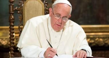 Exhortación apostólica del Papa Francisco: GAUDETE ET EXSULTATE. En ella se propone «hacer resonar una vez más el llamado a la santidad» (nº2)