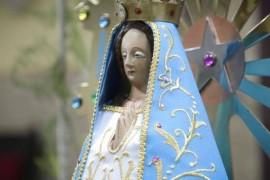 Fiesta de la Virgen de Luján 12 mayo : Mons. Pedro Laxague saluda e invita a participar a la comunidad