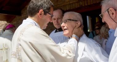 2 de mayo: Misa de cuerpo presente Padre Martín Puerto Molina
