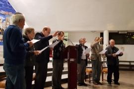 1° mayo 2018: Acto Ecuménico e Interreligioso en la Catedral Santa Florentina